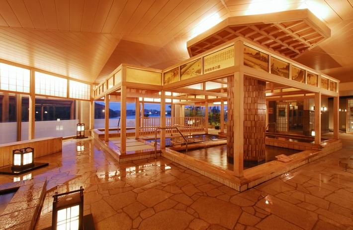ホテル九重_遠州絵巻の湯